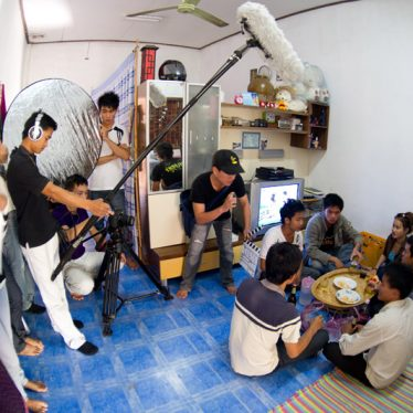 Filmmaking for Young Professionals
