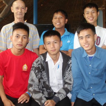 A narrative film that follows three young friends and the journey they take to their different Khmu, Hmong, and Lao villages. The crew is composed of five young students from the Luang Prabang Orphanage School who recently screened five of their films at the Mini-Vientianale Film Festival's Short Film Competition.